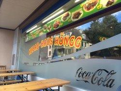 Kebab House Hongg