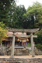 Shirakawa Hachiman Shrine Festival Hall