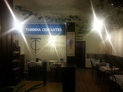 Taberna Cervantes