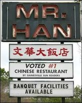 Mr Han's Restaurant & Night