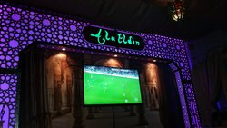 Ala Eldin Shisha Bar Cafe Lounge