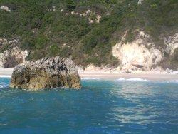 Παραλία Πάρανταις