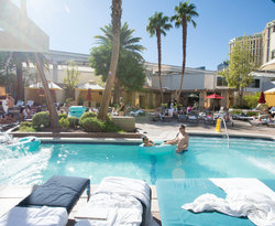 The Backlot River Pool at the MGM Grand Hotel & Casino