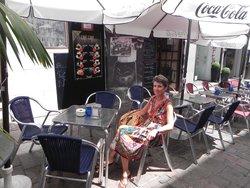 Cafe Cafe Tenerife