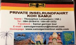 Samui German Tour