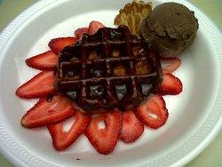 Wafflian - Belgian Waffle & Cupcake Bar