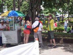 Batidos de la Casa de Mercado de San Gil