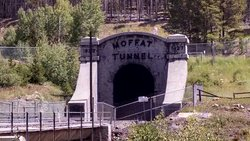 Moffat Tunnel West Portal