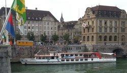 Basler Personenschifffahrt
