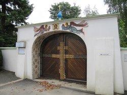 Sainte-Geneviève-des-Bois Russian Cemetery
