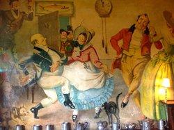 Dickens mural 1