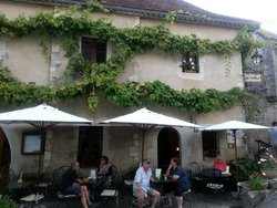 Restaurant de l'Auberge du Sombral