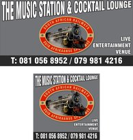 ‪The Music Station & Cocktail Lounge‬
