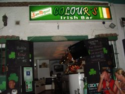 Colours Irish Bar