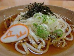 Tateyama Soba JR Toyama Station