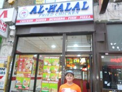 Al Halal Fried Chicken