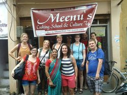 Queen Cafe Meenu's Cooking Class