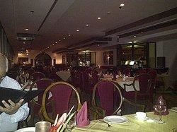 le meridan hotel  india delhi