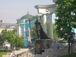 Statue of Aleksandr II