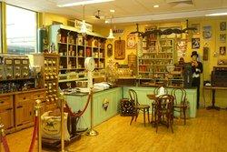 Kolonialwaren-Museum Im Edeka Markt
