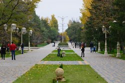Volgograd-Baku Friendship Park