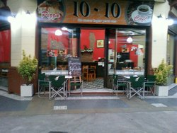 Pizzeria 10-10