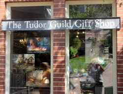 Tudor Guild Shop