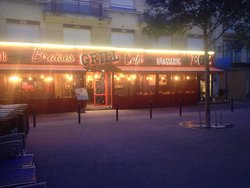 Braises Grill Cafe