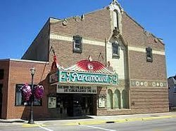 Historic Paramount Theatre