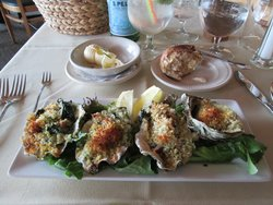 Oyster Bar on Chuckanut Drive