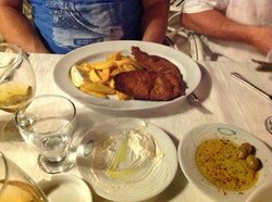 Chicken breast!