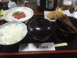 Fish Cuisine Matsubara