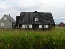 The House at Eyrarbakki