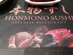 Honmono Sushi Japanese Restaurant