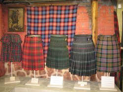 Scottish Tartans Musuem