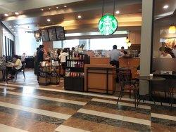 Starbucks Makuhari WBG