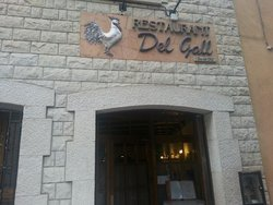 Restaurant Antic Hostal Del Gall