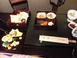 Japanese Kaiseki cuisine Hyoki