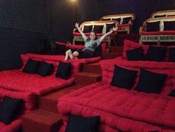 The Flicks Community Movie Theater