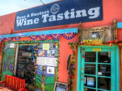 Rose & Buster's Wine Tasting Room