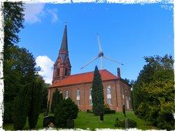 St. Gertrudkirche Von Altenwerder