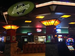 Mustang Sports Grill