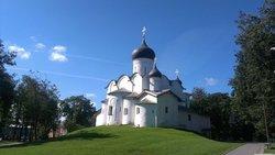 Basil Church on the Hill