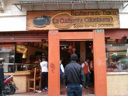 La Cucharita Colombiana