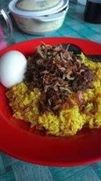 Rumah Makan Nasi Kuning Saroja Manado