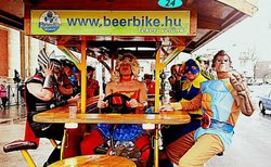 Beerbike Budapest