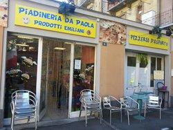 Pizzeria Dello Studente Piadineria Da Paola Specialita' Emiliane