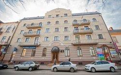 """Отель """"Станиславов"""""""