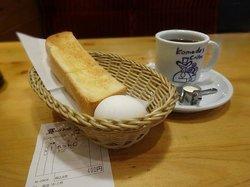 Komeda's Coffee Meitetsuin Nagoya Sakuradori