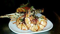 Al Nafourah Mixed Sea Food Platter